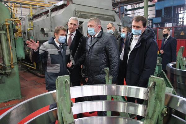 «БЕЛАЗ» – «ПМХ-Уголь»: конструктивный диалог партнеров